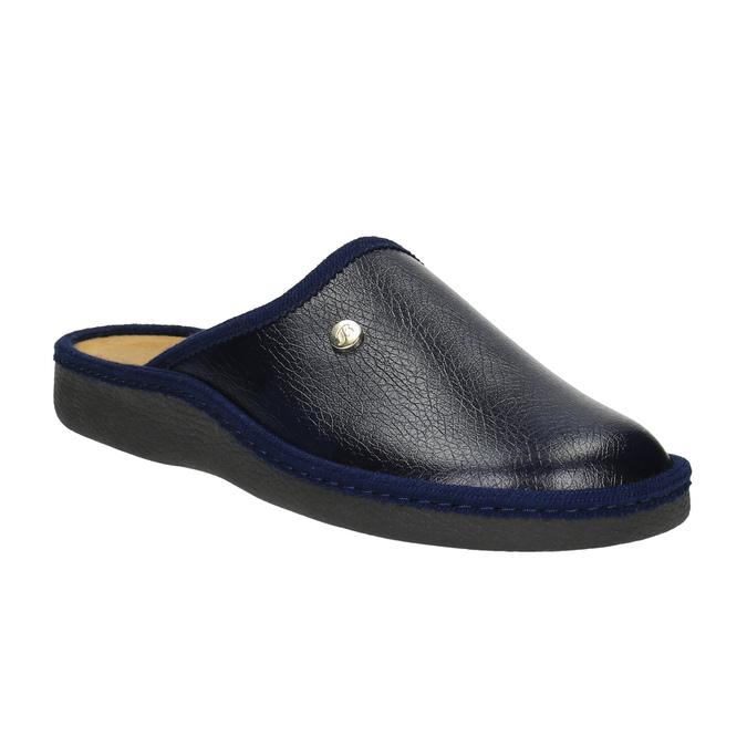 Kapcie bata, niebieski, 871-9304 - 13