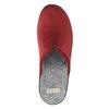 Kapcie damskie zpełnym noskiem bata, czerwony, 579-5602 - 19