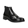 Chelsea boots damskie ze skóry bata, czarny, 594-6902 - 13