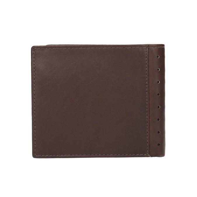 Skórzany portfel męski bata, brązowy, 944-4175 - 19