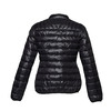 Czarna pikowana kurtka bata, czarny, 979-6637 - 26
