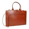 Damska skórzana torba royal-republiq, brązowy, 964-3002 - 13