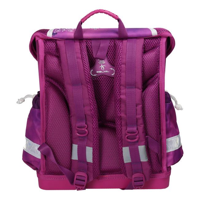 Różowy plecak szkolny dla dzieci belmil, różowy, 969-5623 - 19