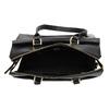 Skórzana torba zodpinanym paskiem royal-republiq, czarny, 964-6018 - 15
