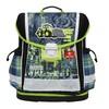 Plecak szkolny dla dzieci, zelementami odblaskowymi belmil, 969-9626 - 26