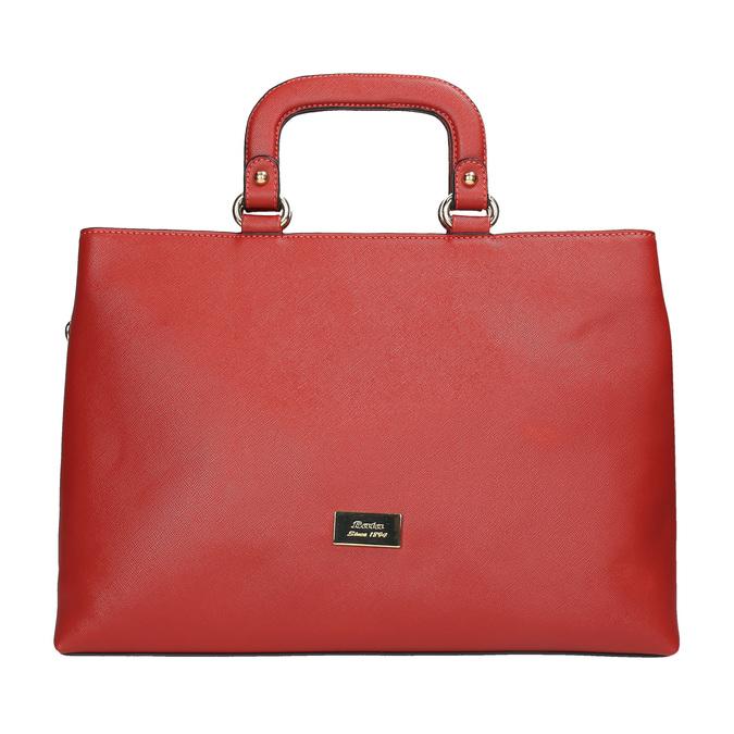 Czerwona torba damska bata, czerwony, 961-5627 - 19