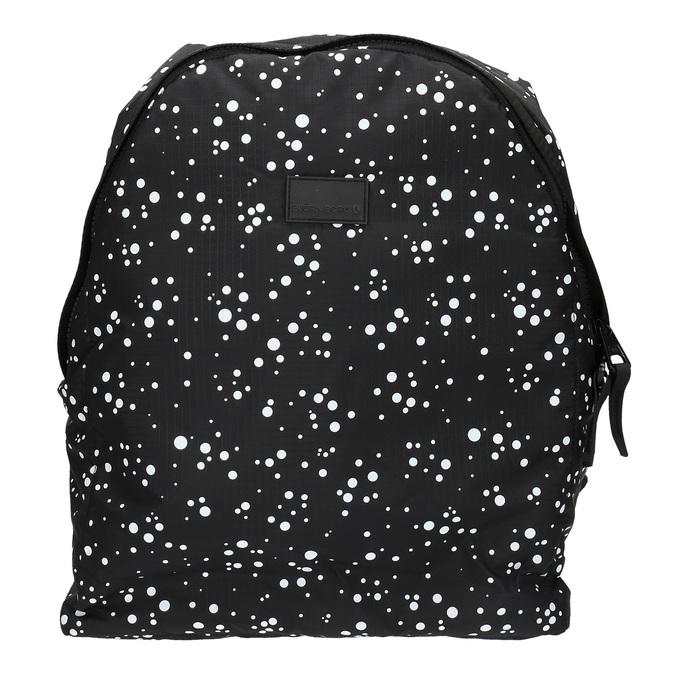Plecak ze wzorem w kropki bjorn-borg, czarny, 969-6030 - 19