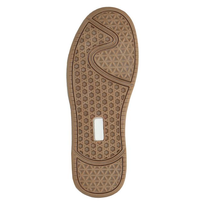Botki damskie zfuterkiem bata, brązowy, 599-4606 - 26