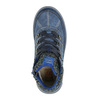 Dziecięce buty za kostkę zociepliną mini-b, niebieski, 491-9651 - 19