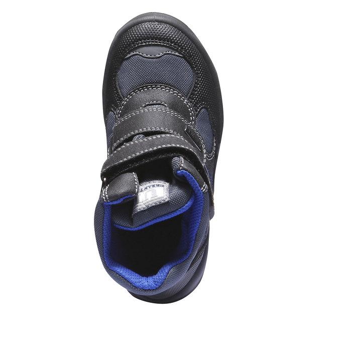 Chłopięce buty zimowe mini-b, szary, 399-2100 - 19