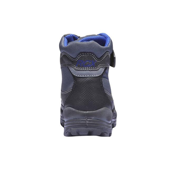 Chłopięce buty zimowe mini-b, szary, 399-2100 - 17