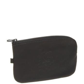 Skórzany portfel bata, czarny, 944-6161 - 13