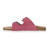 Dziecięce różowe pantofle de-fonseca, różowy, 373-5600 - 26