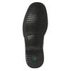 Skórzane męskie półbuty pinosos, czarny, 824-6770 - 26