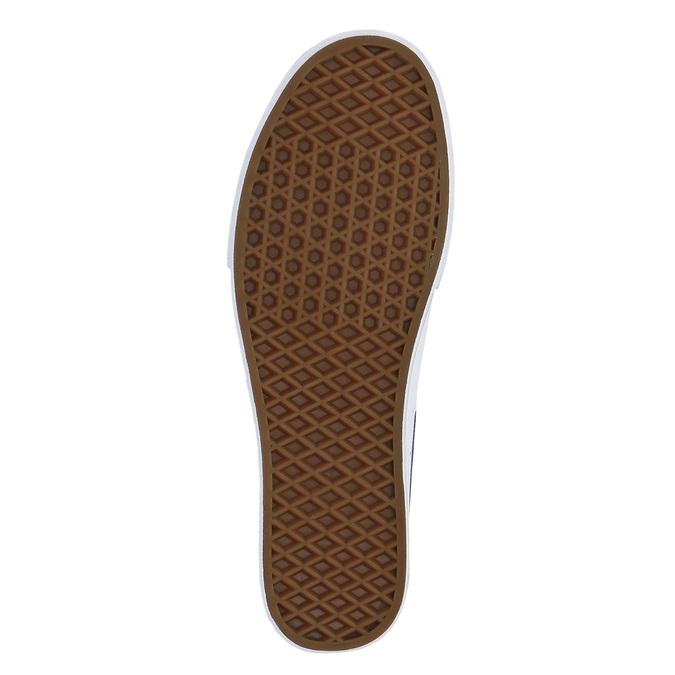 Męskie buty sportowe w codziennym stylu vans, niebieski, 849-9022 - 26