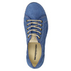 Skórzane buty sportowe weinbrenner, niebieski, 546-9238 - 19
