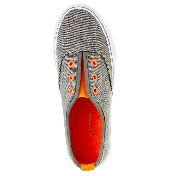 Dziecięce buty Plim Soll mini-b, szary, 319-2150 - 19