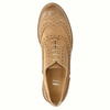 Skórzane buty Oxford ze zdobieniem typu Brogue bata, brązowy, 524-3482 - 19
