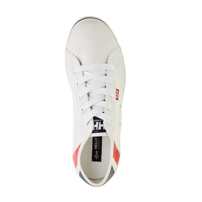 Białe męskie tenisówki helly-hansen, biały, 849-1010 - 19