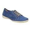 Skórzane buty sportowe weinbrenner, niebieski, 546-9238 - 13