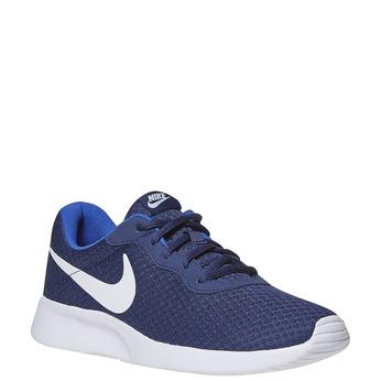 Męskie buty sportowe nike, niebieski, 809-9557 - 13