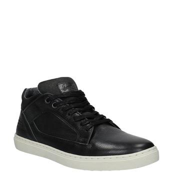 Nieformalne trampki męskie bata, czarny, 844-6624 - 13