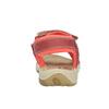 Dziecięce skórzane sandały weinbrenner-junior, pomarańczowy, 366-5170 - 17