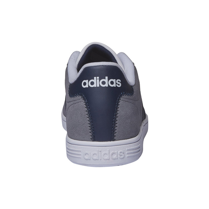 Męskie buty spacerowe adidas, szary, 803-2122 - 17