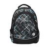 Plecak szkolny z nadrukiem bagmaster, czarny, 969-6616 - 19