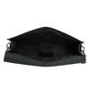 Czarna lakierowana kopertówka damska bata, czarny, 961-6624 - 15