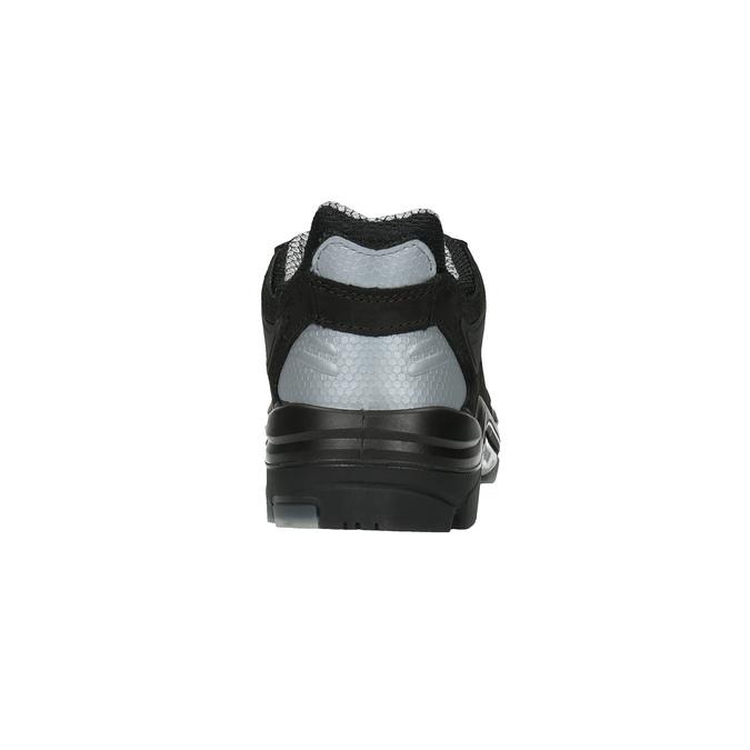 Męskie obuwie robocze VIT521 S1P SRC bata-industrials, czarny, 846-6614 - 17
