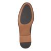 Skórzane brązowe półbuty bata, brązowy, 824-4684 - 26