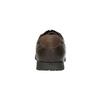 Skórzane półbuty na co dzień bata, brązowy, 826-4652 - 17