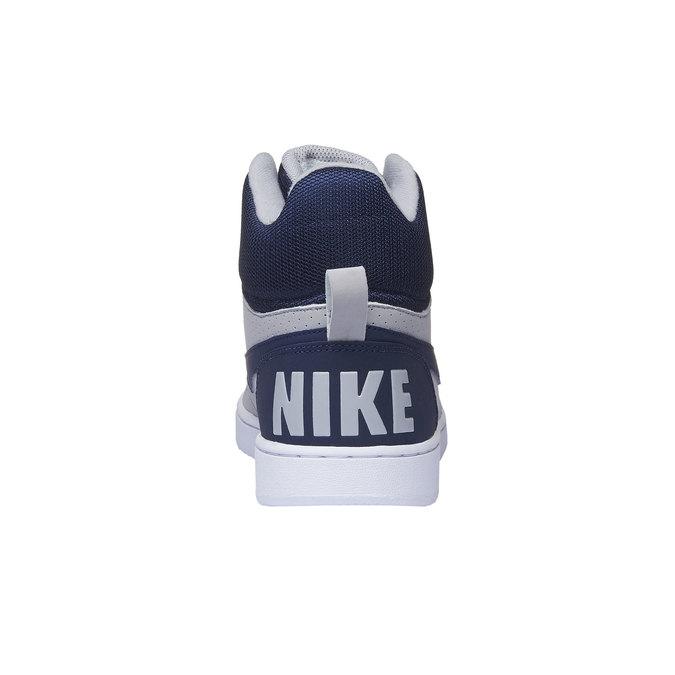 Męskie buty sportowe do kostki nike, szary, 801-2332 - 17