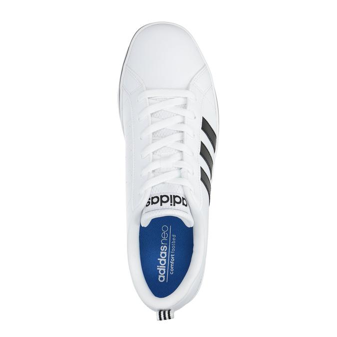 Białe trampki męskie adidas, biały, 801-1188 - 19