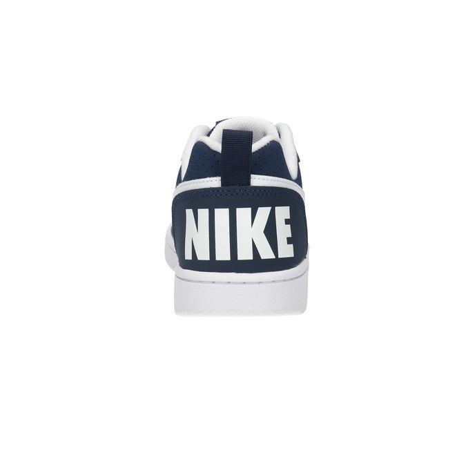 Dziecięce buty sportowe marki Nike nike, niebieski, 401-9343 - 17