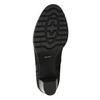 Kozaki damskie bata, czarny, 796-6601 - 19