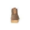 Męskie skórzane buty Chukka Boots weinbrenner, brązowy, 846-4629 - 17