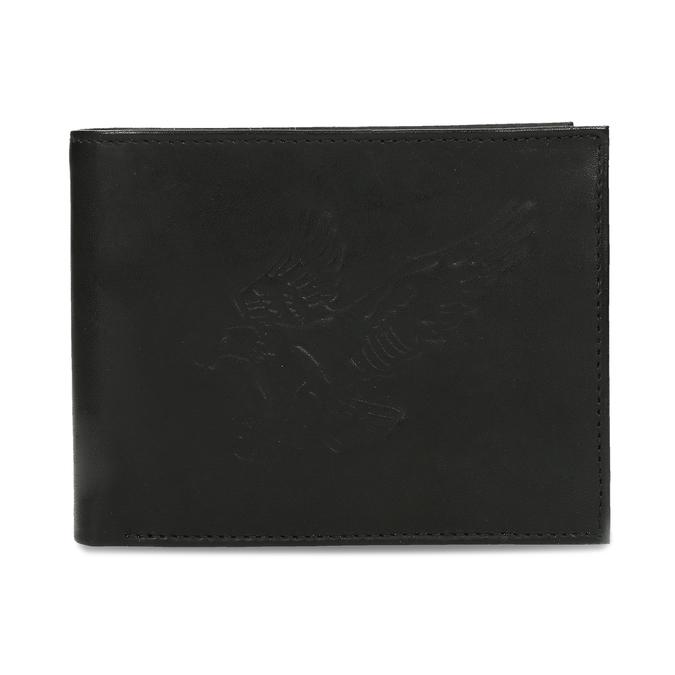 Skórzany portfel męski bata, czarny, 944-6171 - 26