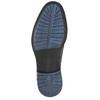 Skórzane buty męskie za kostkę bata, szary, 894-2621 - 26