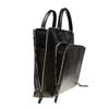 Elegancka torebka do noszenia w ręce bata, czarny, 961-6882 - 17