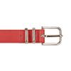 Czerwony pasek damski bata, czerwony, 951-5601 - 26