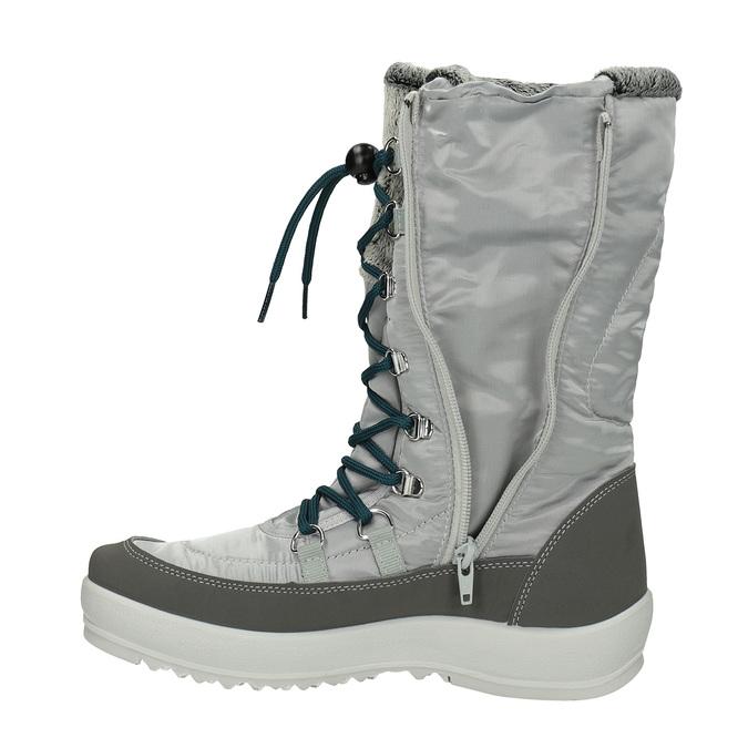 Śniegowce damskie weinbrenner, szary, 599-2612 - 19
