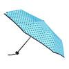 Niebieska parasolka w kropki bata, niebieski, 909-9601 - 13