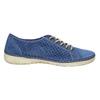 Skórzane buty sportowe weinbrenner, niebieski, 546-9238 - 15