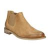 Skórzane buty Chelsea Boots bata, brązowy, 594-3432 - 13
