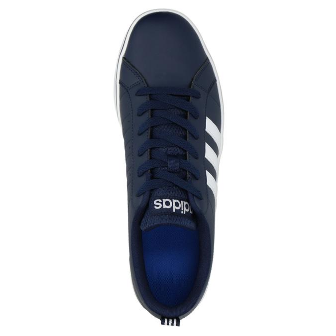 Nieformalne trampki męskie adidas, niebieski, 801-9136 - 19