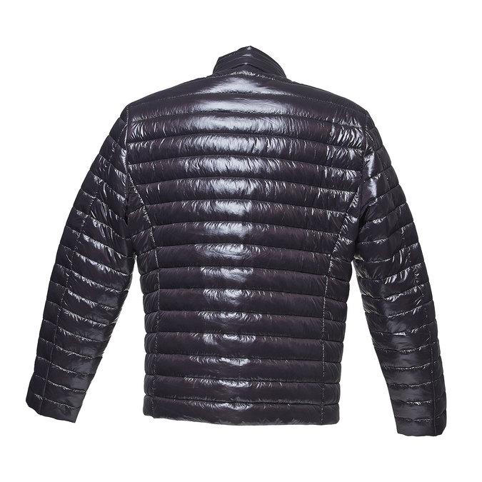 Pikowana kurtka męska bata, czarny, 979-6218 - 26