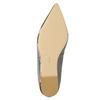 Srebrne baleriny wszpic bata, srebrny, 521-1603 - 26
