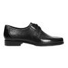 Męskie półbuty zprzeszyciami bata, czarny, 824-6838 - 15